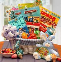 Disney Fun & Activity Easter Basket