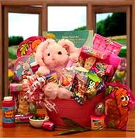 Hunny Bunnies Easter Activity & Treats Pail