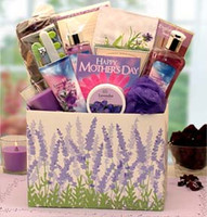 Mother's Day Moments Of Relaxation Lavender Spa Gift Box