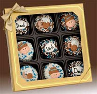 Happy Father's Day Chocolate Oreo's Gift Box