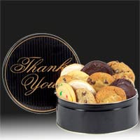 A Big Thank You Cookie Tin