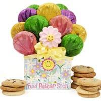 Feel Better Soon Cookie Gift Box