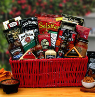 Jim & Jack Together At last Grillin Gift Basket