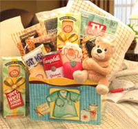 Health & Happiness Get Well Gift Box