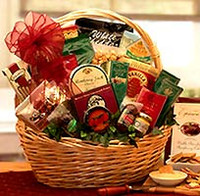 Snack Attack Gift Basket - Medium