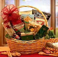 Snack Attack Gift Basket - Small