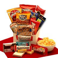 Study Snacks Care Package