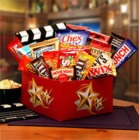 It's A Red Box Night Gift Box w- Red Box Gift Card