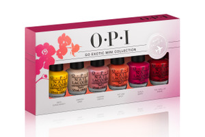 OPI Go Exotic Mini Collection
