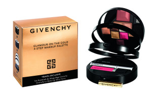 Givenchy Glamour on the Gold (3-Step Make-Up Palette)