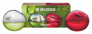 DKNY Be Delicious & Be Tempted, EDP, 2 x 30ML