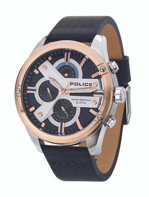 Houston Gent's Watch by Police