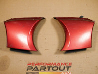 Grill end cap set WRX 02-03