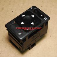 Power side mirror switch 02-04 Subaru