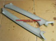A pillar plastic trim set WRX 02-04