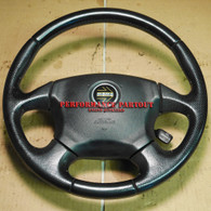 Steering wheel assembly MOMO WRX 02-03