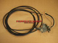 Trunk latch release cable WRX 02-05