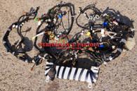 Body chassis interior bulk wiring harness WRX Manual Sedan 02