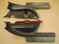 Door sill trim cover carpet retainer WRX sedan 02-05