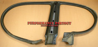 Door weather seal Driver Left WRX Sedan 02-07