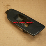 Window switch trim left rear WRX 02-04