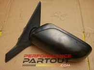 Side power mirror driver left WRX 02-05