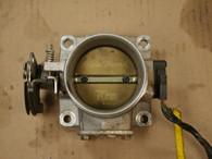 Edelbrock 70mm throttle body - moddified for DSM