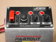 Switch panel for race car - Joes Racing