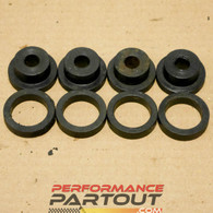 Driveshaft carrier mount spacers 1G AWD Poly