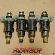 Fuel injector set 720cc Denso