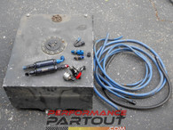 Fuel cell, Aeromotive AFPR, lines, fittings