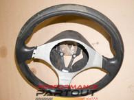 Evo8 steering wheel - poor condition