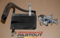 STM oil cooler kit for 6bolt 1G DSM 4G63