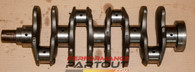 Crankshaft 6bolt 100mm for stroker 4G63
