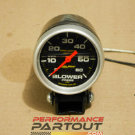 Autometer 5402 60psi Boost gauge