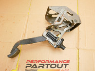 Brake pedal assembly Magnum 05