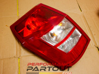 Tail light Left Driver side Magnum 05-08 CRACK