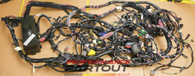 Body Chassis Interior wiring harness Magnum 300 2005
