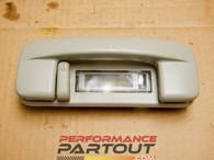 Left grab handle lighted Magnum 05-08