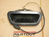 Hatch door release handle switch Magnum 05-07 Black