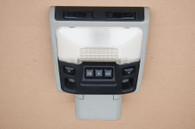 Sunroof control and dome light unit GVR4