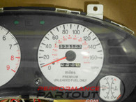 Modified gauge cluster 2G DSM
