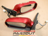 Side power mirror set WRX 02-05