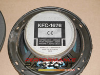 Kenwood KFC-1676 speaker set
