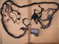 Chassis wiring harness - front exterior 1990 DSM