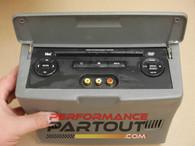 Rear seat DVD player grey Jeep Cherokee 2005 56038783AD