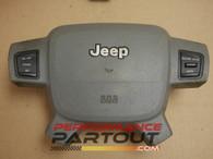 Airbag Steering wheel cruise control Jeep Cherokee 2005
