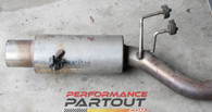 "Turboback 3"" exhaust for 2G AWD"