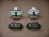 License plate lights GVR4