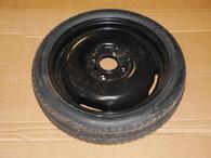 Spare tire and wheel 4lug GVR4